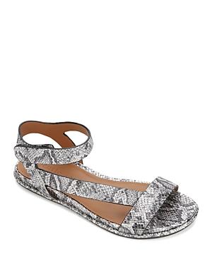 Women's Lark Flat Leather Sandals