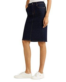 Ralph Lauren - Denim Skirt