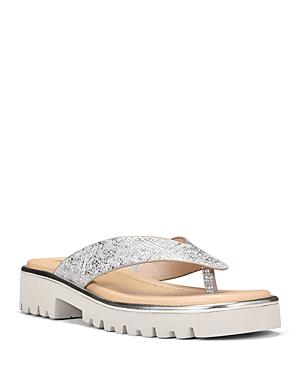 Women's Bloom Slip On Thong Sandals