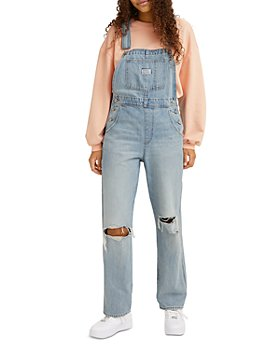Levi's - Vintage Overalls in Bright Light