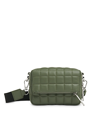Whistles Bibi Quilted Leather Crossbody Bag