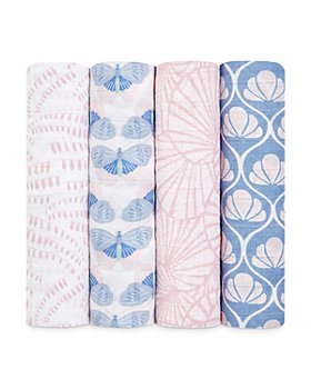 Aden and Anais - 4-Pk. Classic Swaddles