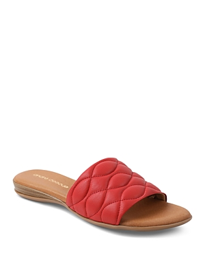 Women's Rylee Slip On Quilted Sandals