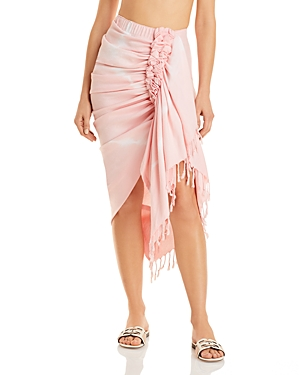 Tulum Sarong Skirt Swim Cover-Up
