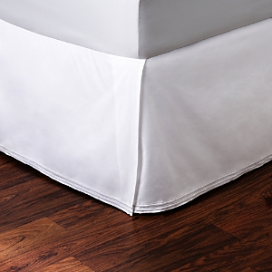 Hudson Park Italian Percale Full Bedskirt  100 Exclusive
