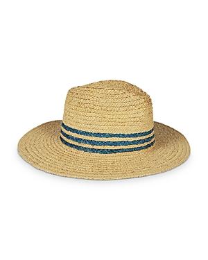 Maise Raffia Rancher Hat