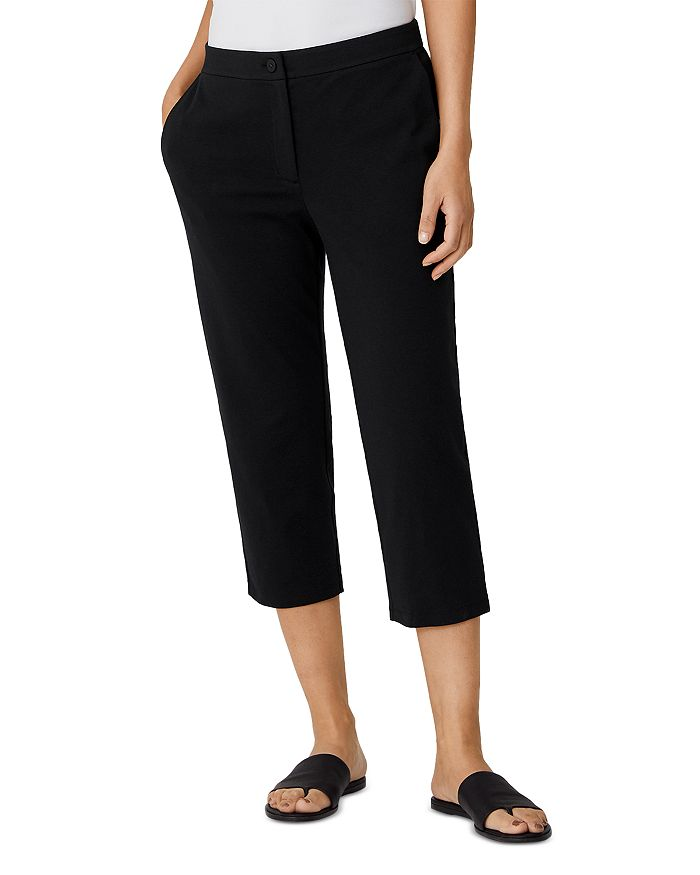 Eileen Fisher - Tapered Capri Pants
