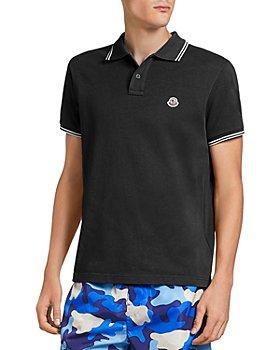 Moncler - Men's Tipped Polo Shirt