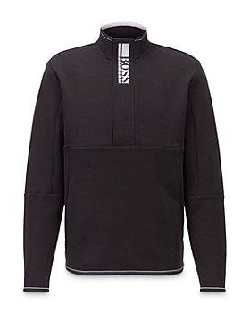 BOSS - Sweat Zip Up Logo Sweater