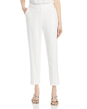 T Tahari - Cropped Trousers