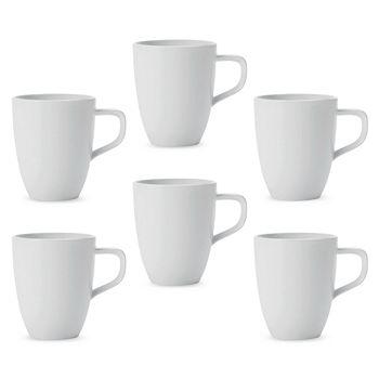 Villeroy & Boch - Artesano Mugs, Set of 6
