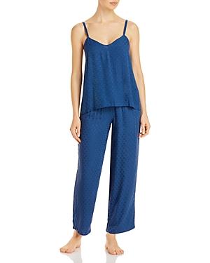 Fay Jacquard Pajama Set (50% off)