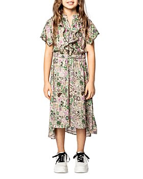 Zadig & Voltaire - Karolina Midi Dress - Little Kid, Big Kid