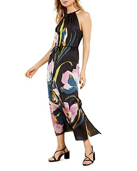 Ted Baker - Urban Halterneck Midi Dress