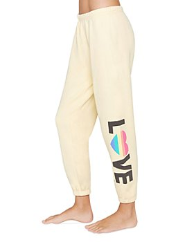 Spiritual Gangster - Love Graphic Sweatpants