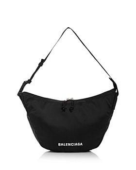 Balenciaga - Wheel Nylon Shoulder Bag
