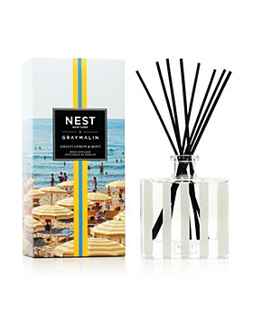NEST Fragrances - Summer Collection Amalfi Lemon & Mint Reed Diffuser