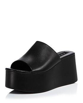 AQUA - Women's Gigi Platform Sandals - 100% Exclusive