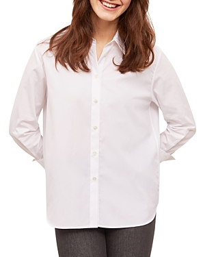 Relaxed Button Down Blouse