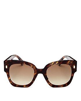 Fendi - Women's Square Sunglasses, 52mm