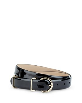 HOBBS LONDON - Kenya Patent Leather Belt