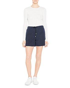 Theory - Drawstring Shorts