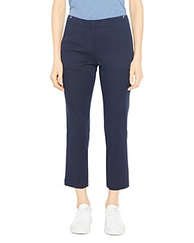 Theory - Cropped Pants