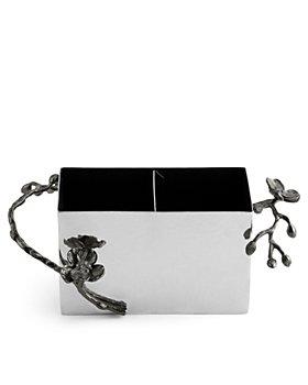 Michael Aram - Black Orchid Cutlery Caddy