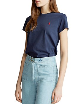 Ralph Lauren - Cotton Crewneck Tee