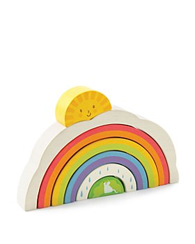 Tender Leaf Toys - Tunnel Rainbow Toy - Ages 18 Months+
