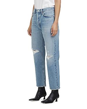 Agolde Lana Ankle Jeans In Emulsion