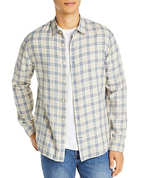 Vince - Slim Fit Weekday Plaid Shirt