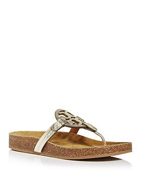 Tory Burch - Women's Miller Cloud Thong Sandals