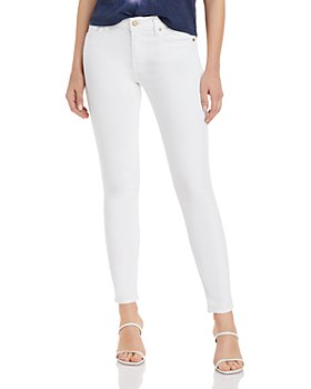 7 For All Mankind - The Ankle Gwenevere Jeans in White (68% off) - Comparable value $189