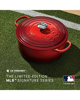 Le Creuset - Boston Red Sox™ Round Dutch Oven