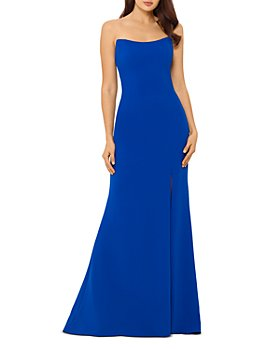 AQUA - Strapless Gown - 100% Exclusive