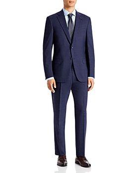 Hart Schaffner Marx - Tonal Plaid Classic Fit Suit