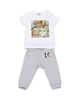 Kenzo - Boys' Cotton Tee & Jogger Pants Set - Baby