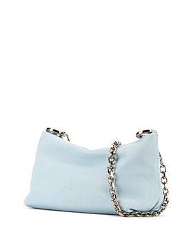 3.1 Phillip Lim - Croissant Mini Leather Shoulder Bag