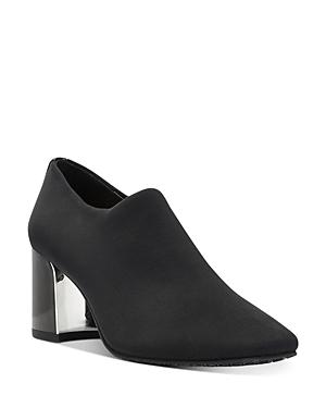 Women's Slip On High Heel Booties