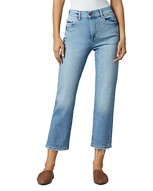 1961 Patti High Rise Straight Leg Jeans in Reef