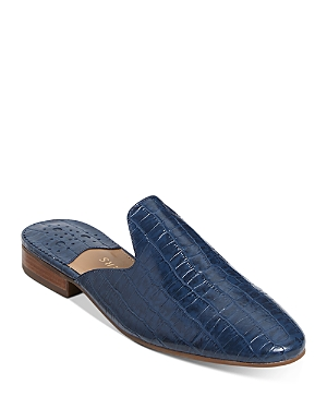 Women's Delaney Leather Mules