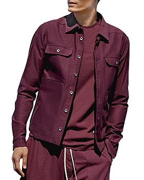 DRKSHDW Rick Owens - Infinite Button Front Jacket