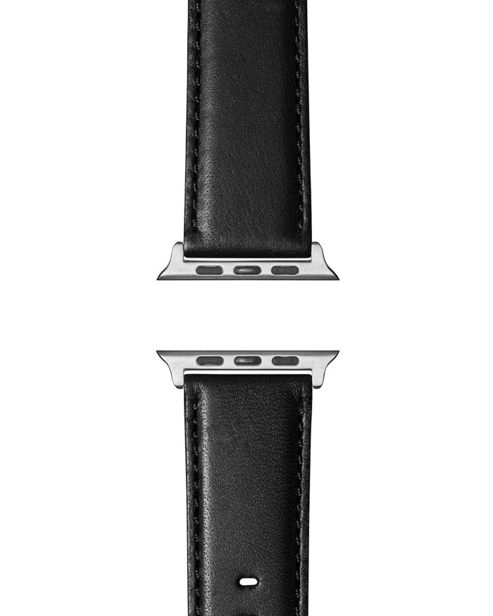 Shinola Aniline Leather Strap for Apple Watch®, 20mm  | Bloomingdale's