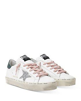 Golden Goose Deluxe Brand - Women's Hi Star Low Top Sneakers