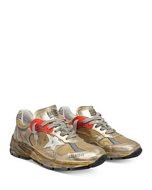 Golden Goose Deluxe Brand Women's Dad-Star Low Top Sneakers