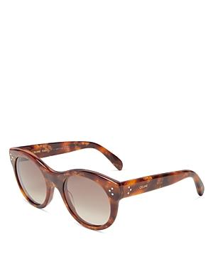 Celine Women's Round Sunglasses, 53mm