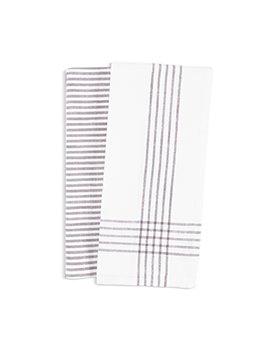 KAF Home - Monaco Washed Dish Towels, Set of 2