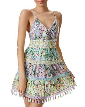 Alice and Olivia - Karolina Cutout Mini Dress