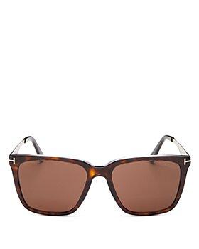 Tom Ford - Men's Garrett Square Sunglasses, 56mm